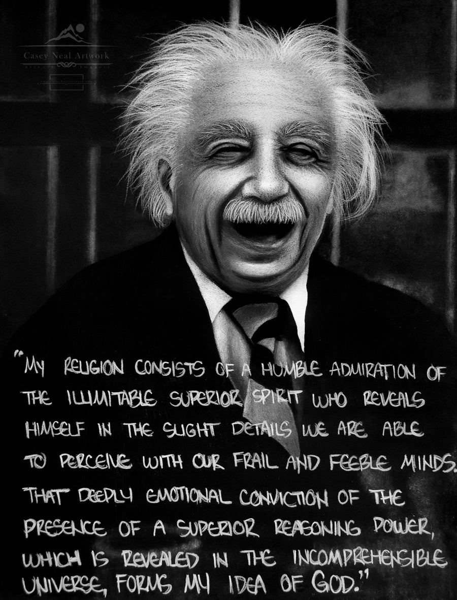 Image of Einstein