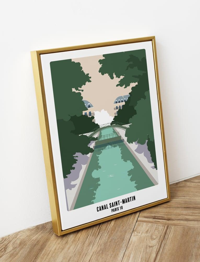 Image of Canal Saint Martin