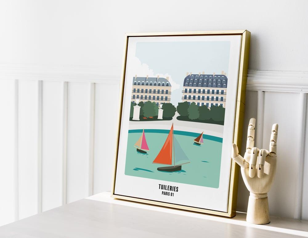 Image of Bateaux des Tuileries
