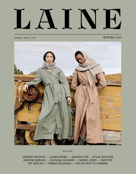 Image of  Laine Magazine Issue 10