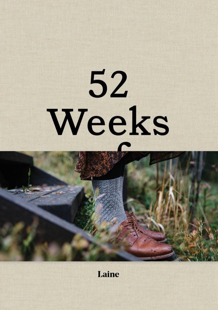 Image of // PREVENTA // 52 Weeks of Socks de Laine Magazine