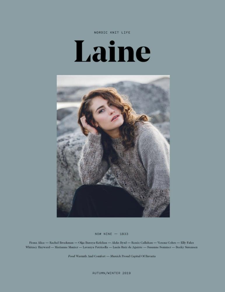 Image of Laine Magazine Issue 9