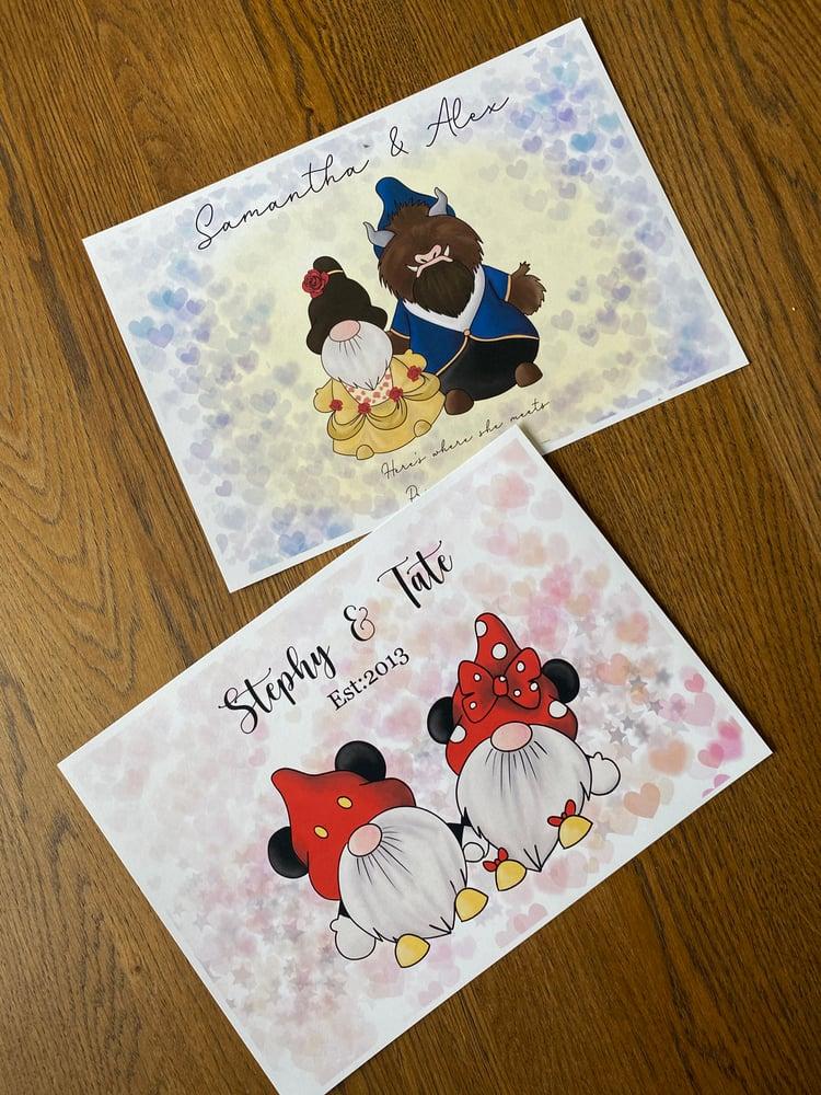 Image of Gnome Prints