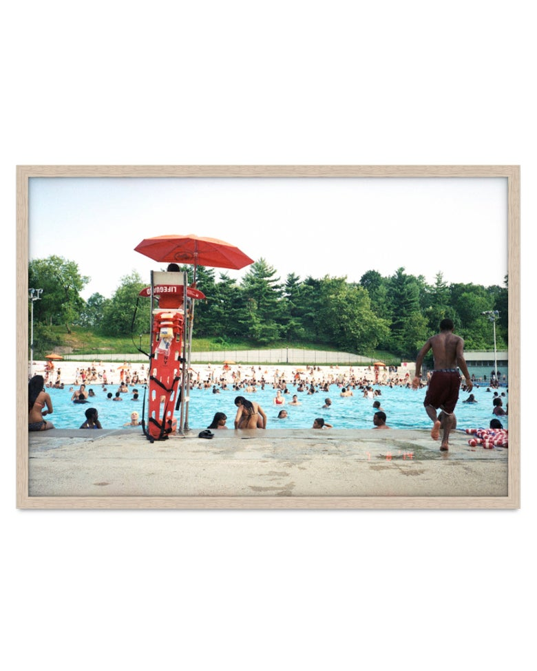 Image of Jesse Lizotte - 'Lasker Pool'. Original artwork