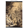 Dioon Edule   Retro Tropical Print   Palm tree Poster   Vintage Forest Landscape