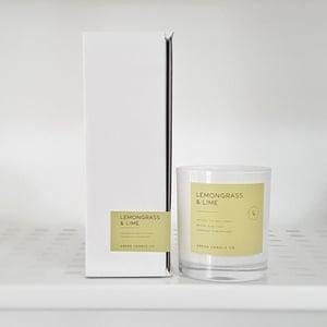 Image of LEMONGRASS & LIME Candle / Large