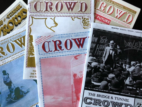 Image of The Bridge & Tunnel Crowd (Current & Back Issues)