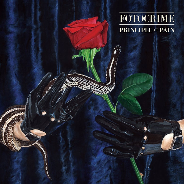 Image of Fotocrime 'Principle of Pain' 12""