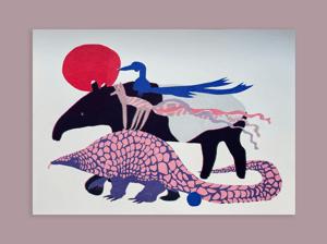 PANGOLIN — risoprint * B quality