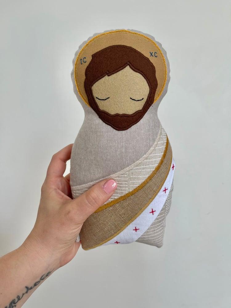 Image of Resurrection Jesus