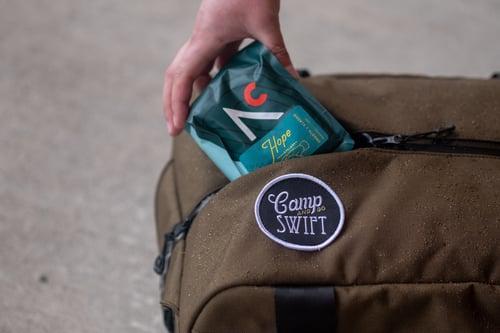 Image of Campandgoswift Motherloaf Bag MOSS/EASTERN