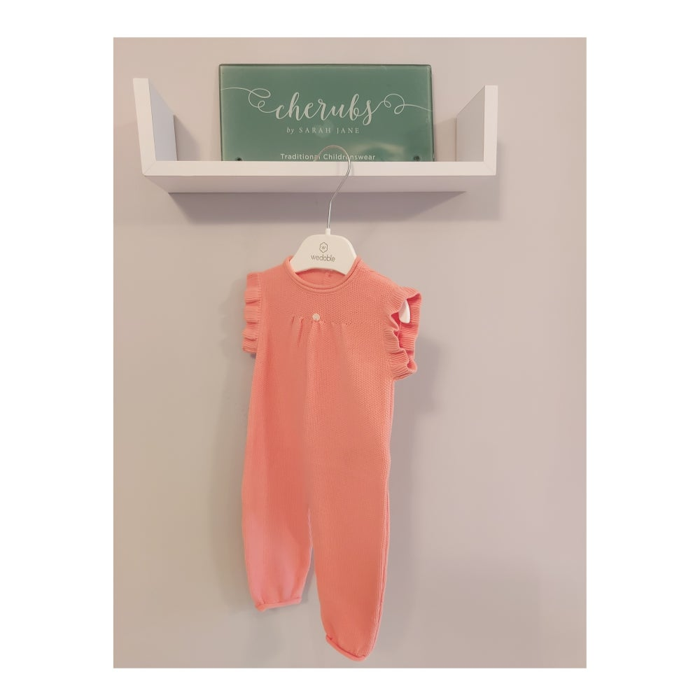 Image of Wedoble Coral Jumpsuit