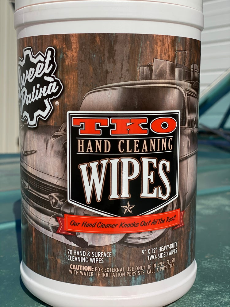 Image of TKO Hand Cleaning Wipes (1 Canister)