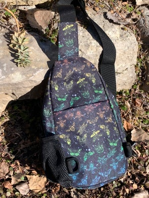 Calypso - Bug Eye Crossbody Bag  (LE 100)