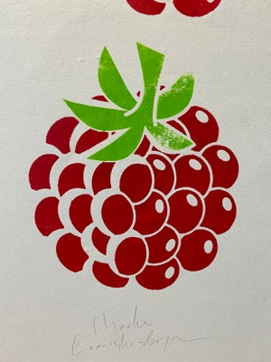 Image of Raspberry Artist Proof by CEB