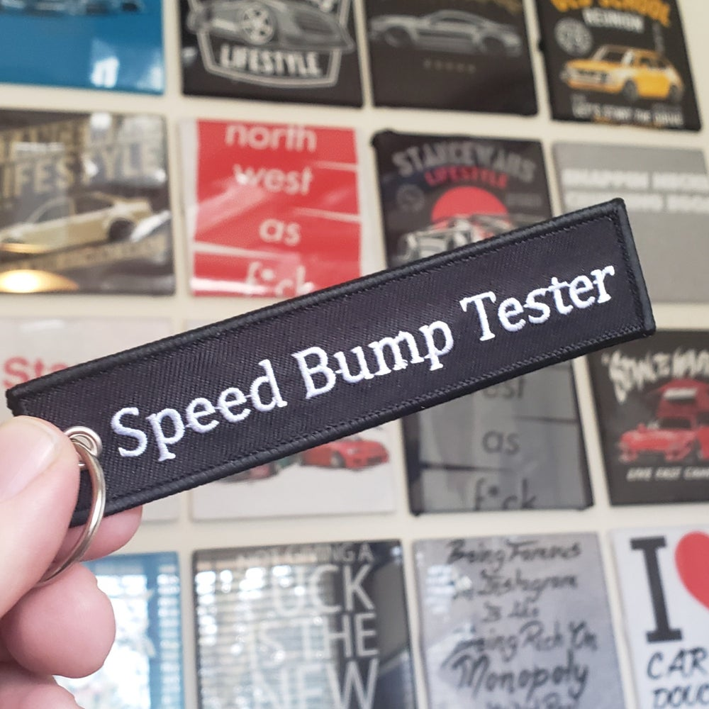Image of Speed Bump Tester