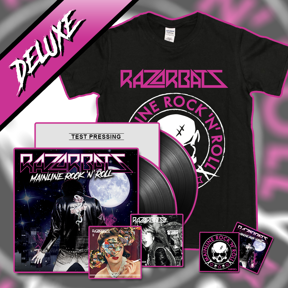 Image of Mainline Rock 'N' Roll - Deluxe Bundle