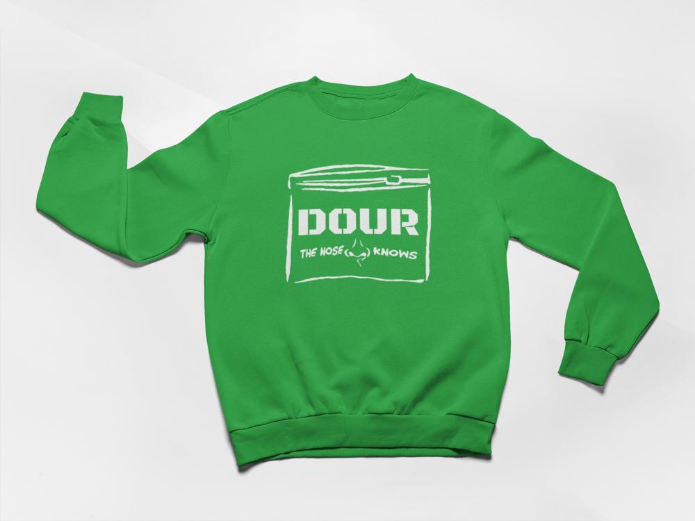 Image of Dour Ziplock Sweatshirt