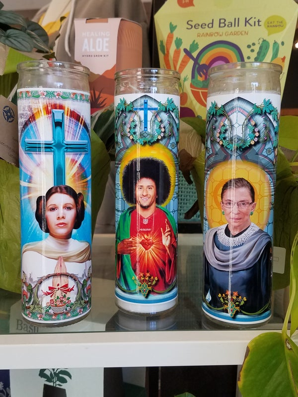 Image of Assorted Prayer Candles