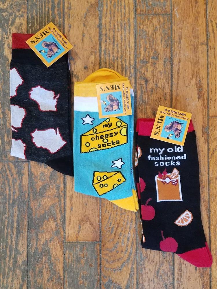 Image of Men's Wisco Socks