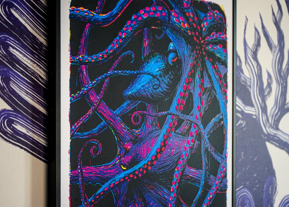 Image of Octopuses (cmyk)