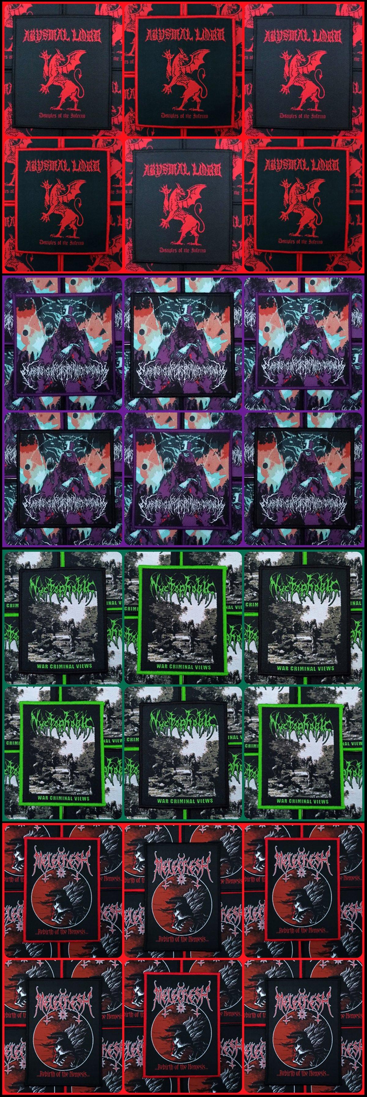 Image of PATCH SHREDDER #13