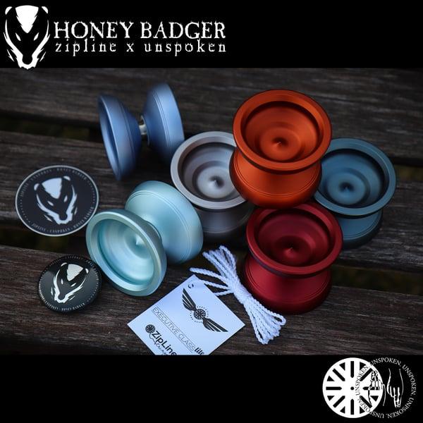 Image of +Honey Badger+