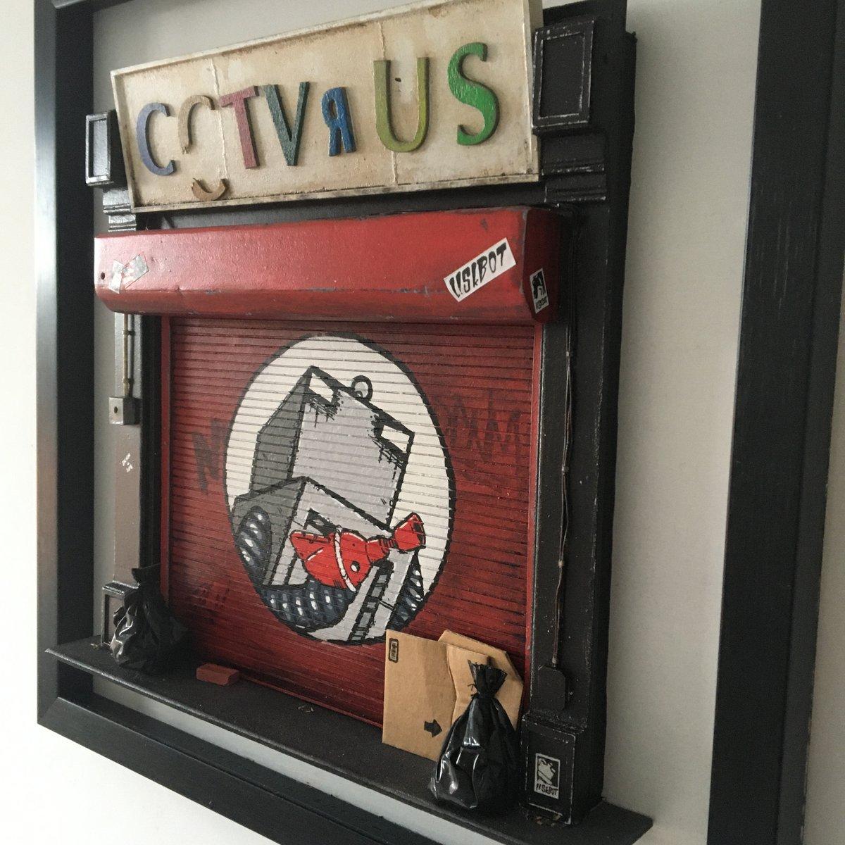 CCTV Shutter