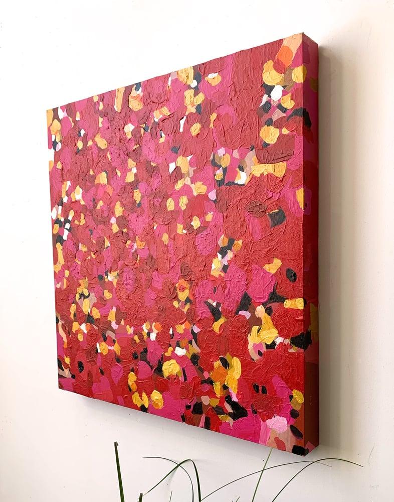 Image of January-Original Acrylic Painting