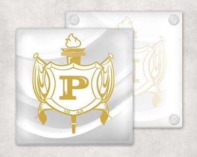 Image of Philo Shield Coasters