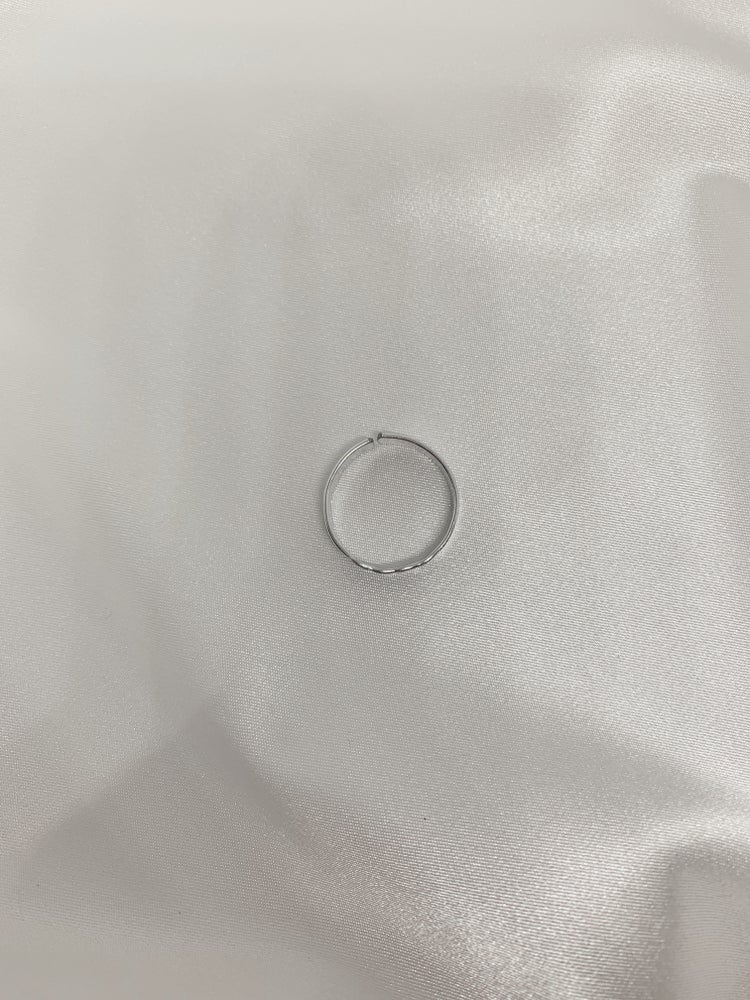 Image of TPWK stamped ring