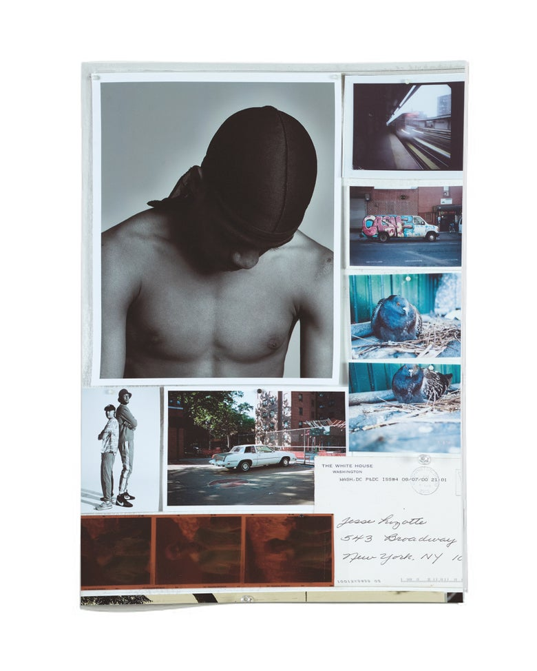 Image of Jesse Lizotte '… And It Felt Like Forever' artist publication