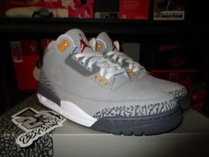 "Image of Air Jordan III (3) Retro ""Cool Grey"" 2021"