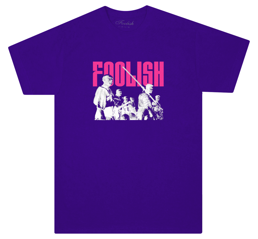 Image of Unity Tee (Purple)