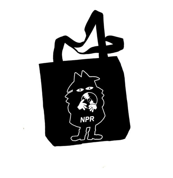 Image of Nopatience Records Tote Bag