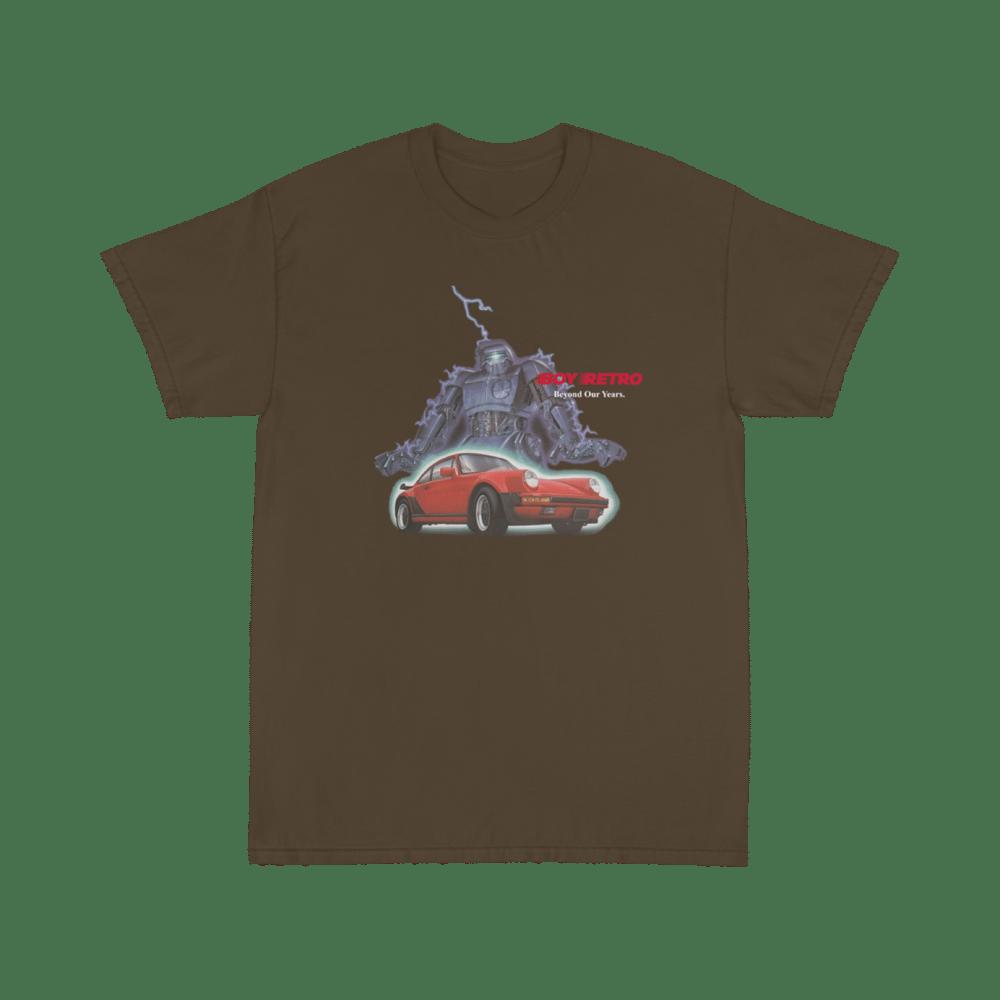 Image of Car Robot SS (Olive)