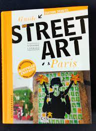 Image of  Guide du street art à Paris édition 2020/2021