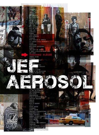 Image of  Parcours fléché de JEF Aérosol
