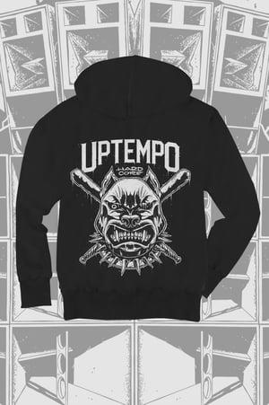 Image of Uptempo Bulldog Zip Hoodie