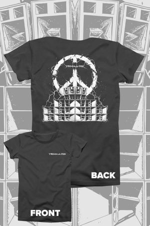 Image of Vienn_a_Tek Peacesystem T-Shirt