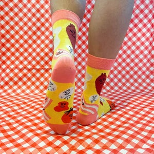 Image of Breakfast Socks