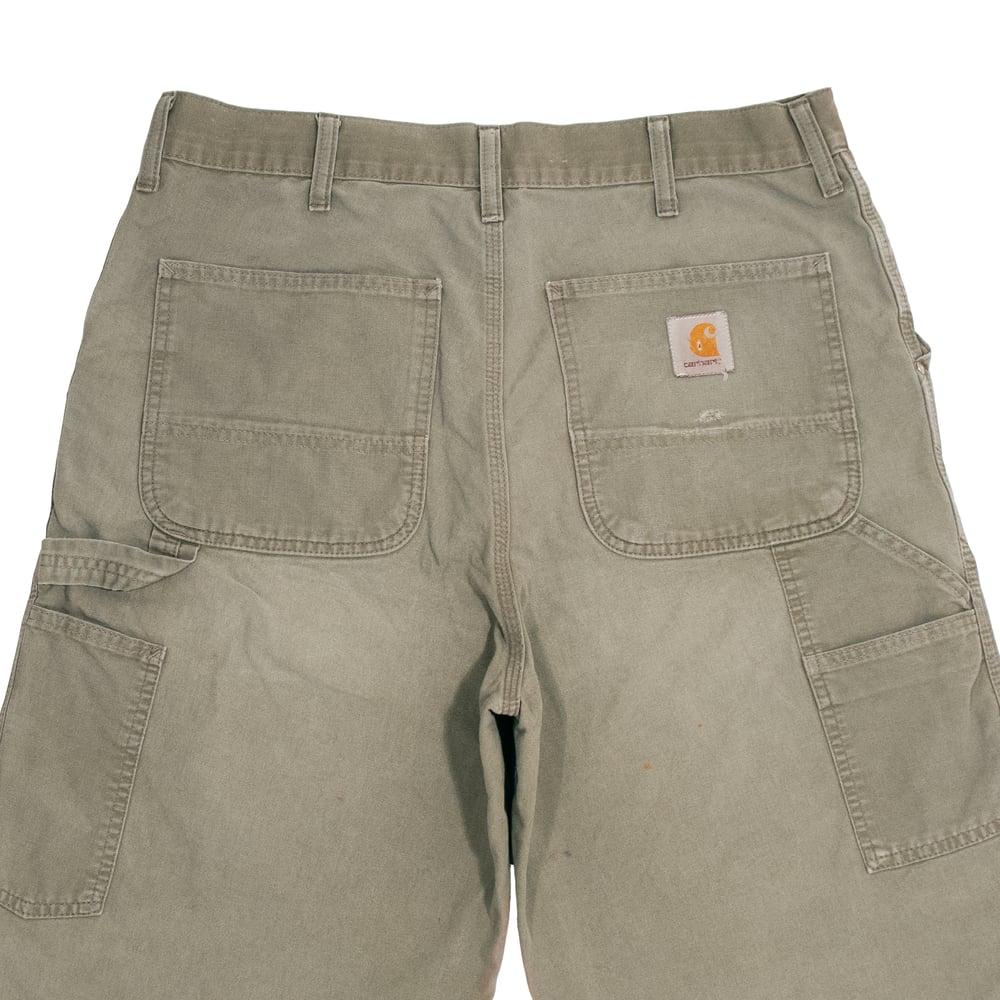 Image of Carhartt USA Single Knee Bermuda Size W33