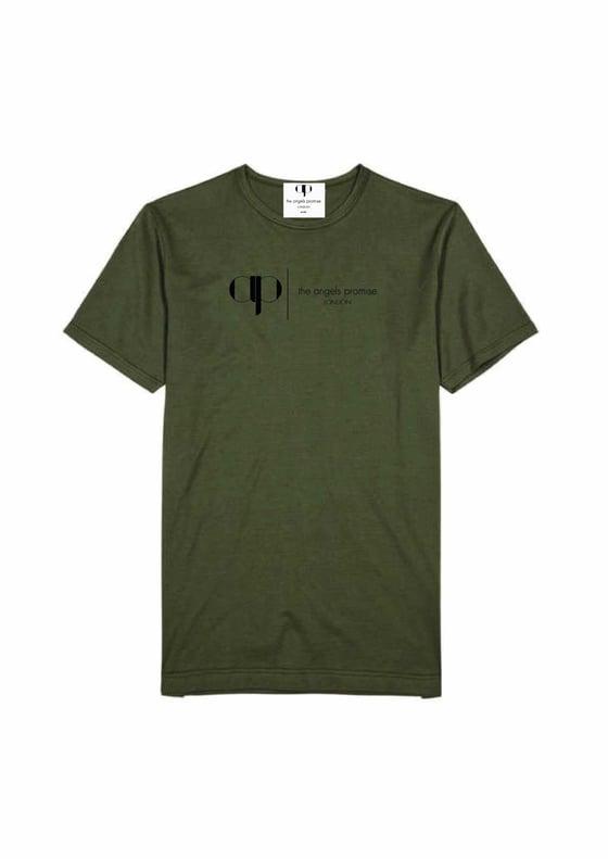 Image of AP Khaki T-Shirt - Classic Edition - MK1