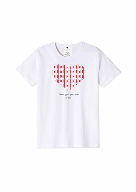 Image of AP White T-Shirt - One Love Edition