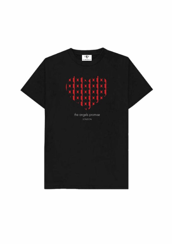 Image of AP Black T-Shirt - One Love Edition