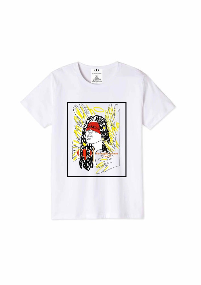 Image of AP White T-Shirt - Angel Edition