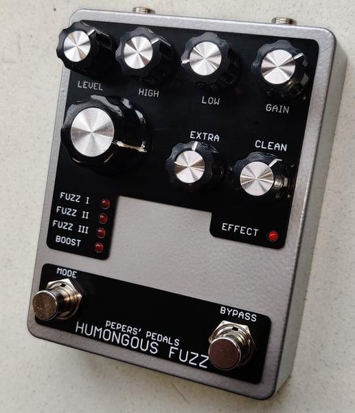 Image of Humongous Fuzz - HFZ