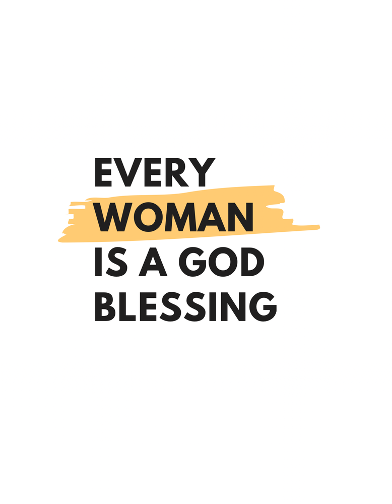 """Image of """"Every Woman"""" T"""