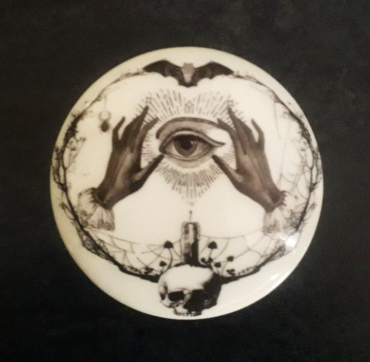 Image of Mystic eye trinket box