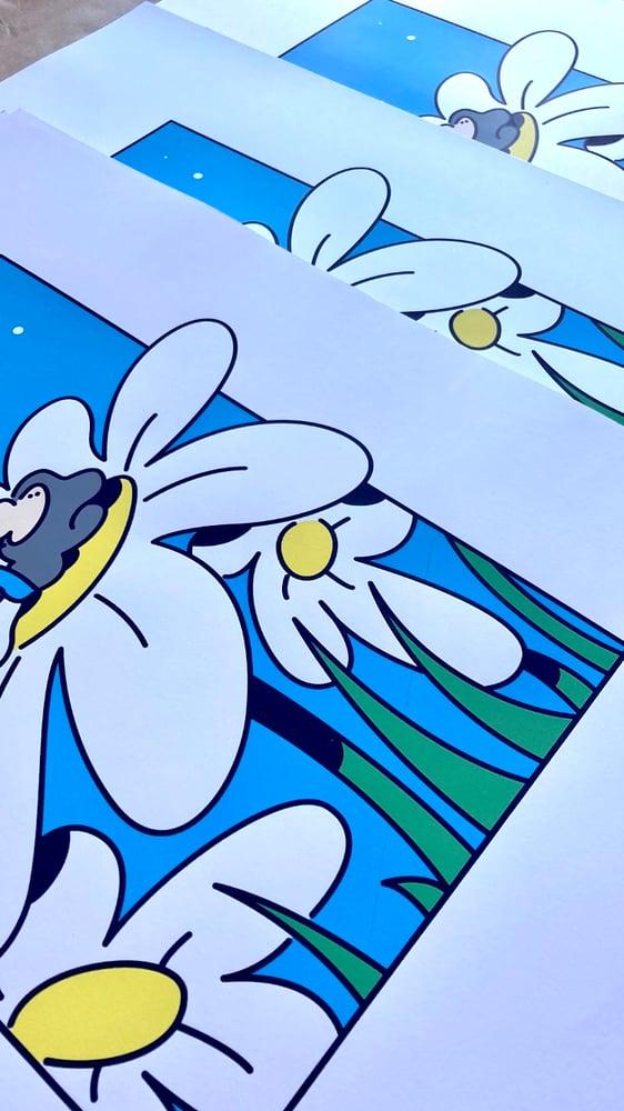 Image of BIG FLOWERS